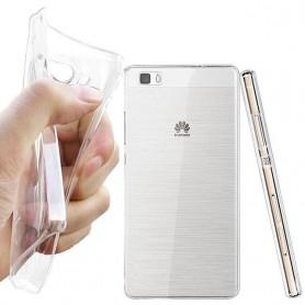 Huawei Ascend P8 Lite -silikonin on oltava läpinäkyvää