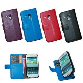 Mobiili lompakko Galaxy S3 Mini