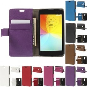 Matkapuhelin lompakko LG L Fino