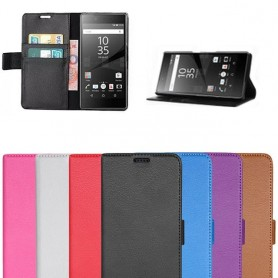 Kannettava lompakko Sony Xperia Z5 Compact