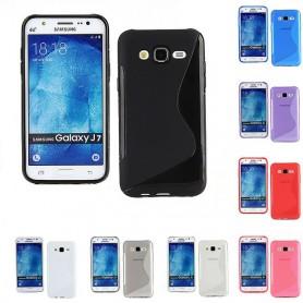 S Line silikonikuori Galaxy J7