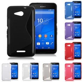 S Line -silikonin on oltava Sony Xperia E4G