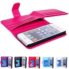 Monikäyttöinen lompakko 7 -kortti iPhone 5C