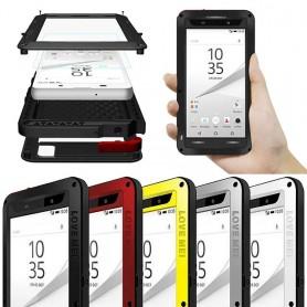LOVE Enemmän Powerful Sony Xperia Z5-matkapuhelimen kuorisuoja