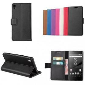 Matkapuhelin lompakko Sony Xperia Z5 Premium