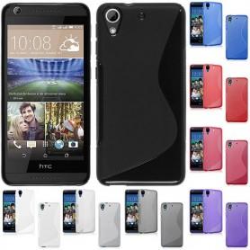 S Line silikonikuori HTC Desire 626