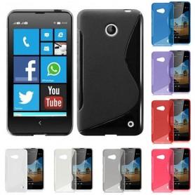 S Line silikonikuori MS Lumia 550