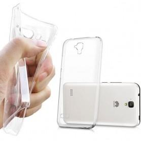 Huawei Y560 silikoni läpinäkyvä