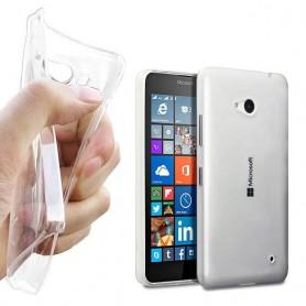 Microsoft Lumia 550 silikoni läpinäkyvä