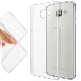 Galaxy A3 (2016) silikoni on läpinäkyvä