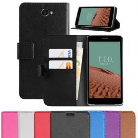 Matkapuhelin lompakko LG L Bello 2