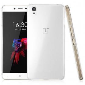 Clear Hard Case OnePlus X