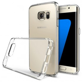 Galaxy S7 Edge -silikonin on oltava läpinäkyvää