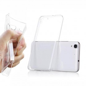 Huawei Y6 -silikonin on oltava läpinäkyvää