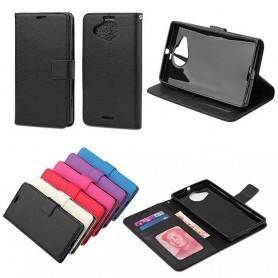Kannettava lompakko 3-kortti Microsoft Lumia 950XL