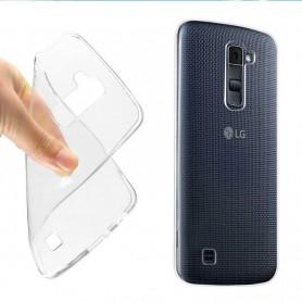 LG K8 Silicone tarvitsee läpinäkyvän