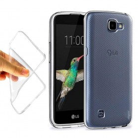 LG K4 Silicone tarvitsee läpinäkyvän