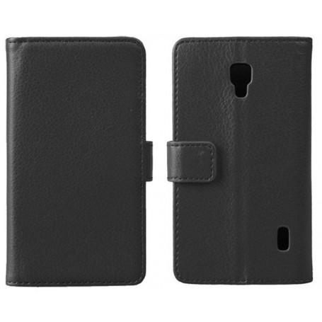 Lompakkokotelo 2-kortti LG Optimus F6 (D500)