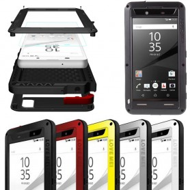 LOVE LORE Powerful Sony Xperia Z5 Premium mobiili Shell Metal