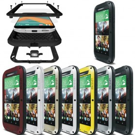 LOVE LORE Powerful HTC ONE M8-matkapuhelimen kansi