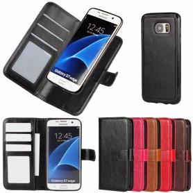 MOVE magneettinen matkalaukku 2i1 Galaxy S7 Edge