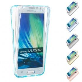 360 Full Silicon Shell Galaxy A7