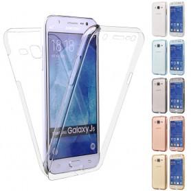 360 Full Silicon Shell Galaxy J5
