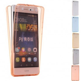 360 Full Silicone Shell Huawei P8