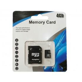 4 Gb Micro SD -muistikortti