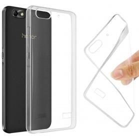 Huawei Honor 4C silikonikotelo läpinäkyvä