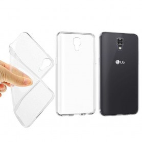 LG X Screen Silicone tarvitsee läpinäkyvän