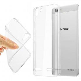 Lenovo Vibe K5 Plus -silikonin on oltava läpinäkyvä