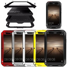 LOVE LORE Powerful Huawei Mate 9 Mobile Shell Metal