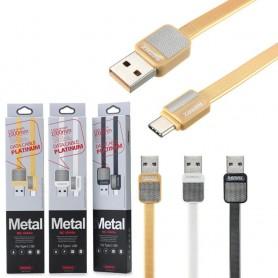 Remax USB Type C -latauskaapeli 1m RC-044a