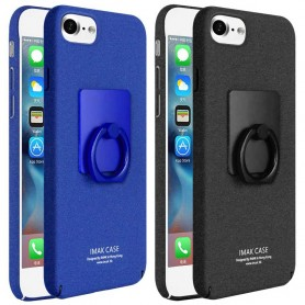 IMAK Ring Case Apple iPhone 7/8 mobiili kuori selfiering