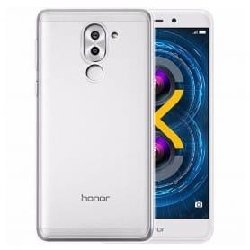Huawei Mate 9 Lite -silikonin on oltava läpinäkyvää