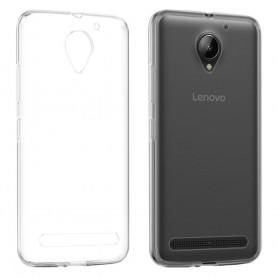 Lenovo Vibe C2 -silikonin on oltava läpinäkyvä