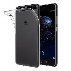 Huawei P10 Plus -silikonin on oltava läpinäkyvää