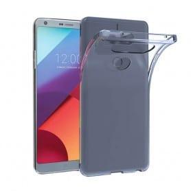 LG G6 -silikonin on oltava läpinäkyvää