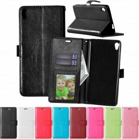 Kannettava lompakko 3-kortti Sony Xperia XA Ultra