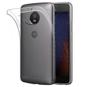 Motorola Moto G5 -silikonin on oltava läpinäkyvää