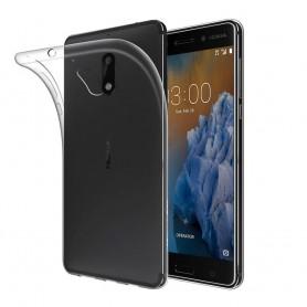 Nokia 3 -silikonin on oltava läpinäkyvää