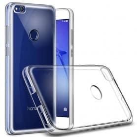 Huawei Honor 8 Lite / P8 Lite 2017 silikonikuori läpinäkyvä
