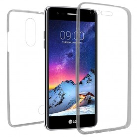 360 Full Silicone Shell LG K8 2017