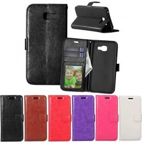 Kannettava lompakko 3-kortti Samsung Galaxy Xcover 4 SM-G390F
