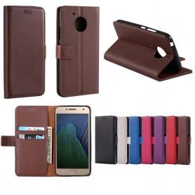 Matkapuhelin lompakko Motorola Moto G5