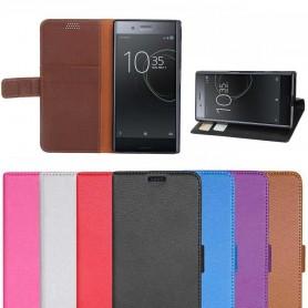Matkapuhelin lompakko Sony Xperia XZ Premium G8141