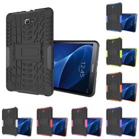 """Iskunkestävä kuori telineellä Samsung Galaxy Tab A 10.1 """"T580"""