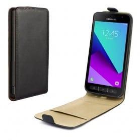 Sligo Flexi FlipCase -laukku lompakko Go Samsung Galaxy Xcover 4 SM-G390F