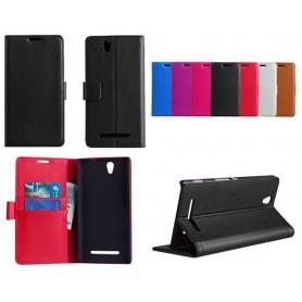 Matkapuhelin lompakko Xperia C3